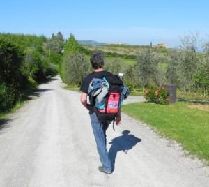 Abgabepflichtig: Wandern auf Pfaden und Feldwegen ...
