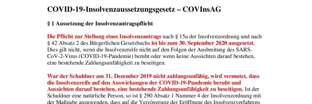 Bund beschließt weniger Haftung für Geschäftsführer/innen