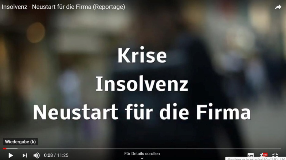 Krise/Insolvenz: Wie Sie jetzt Ihren Neustart vorbereiten